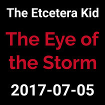 2017-07-05 - The Eye of the Storm (live show) cover art
