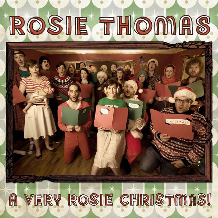 A VERY ROSIE CHRISTMAS!   Rosie Thomas
