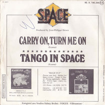 SPACE - carry on, turn me on (Philly Vanilli Rework) cover art