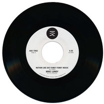 Nothin Like Dat Funky Funky Music b/w Round And Around (AGS-7002) cover art