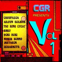 CGR Presents: Vol. I cover art