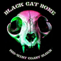 Mid-West Coast Blues cover art