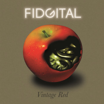 Vintage Red by Fidgital