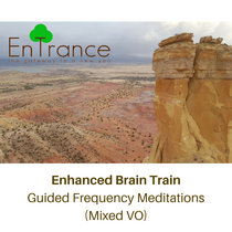 Enhanced Brain Train Guided Frequency Meditations (Mixed VO) cover art