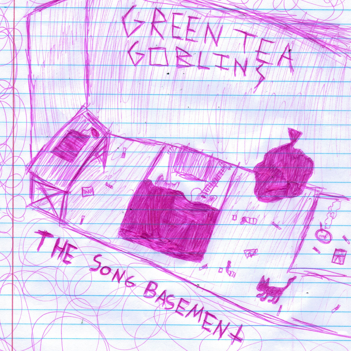 The Song Basement by Green Tea Goblins