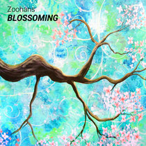 Blossoming cover art