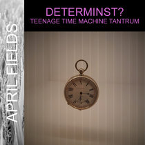 Teenage Time Machine Tantrum cover art