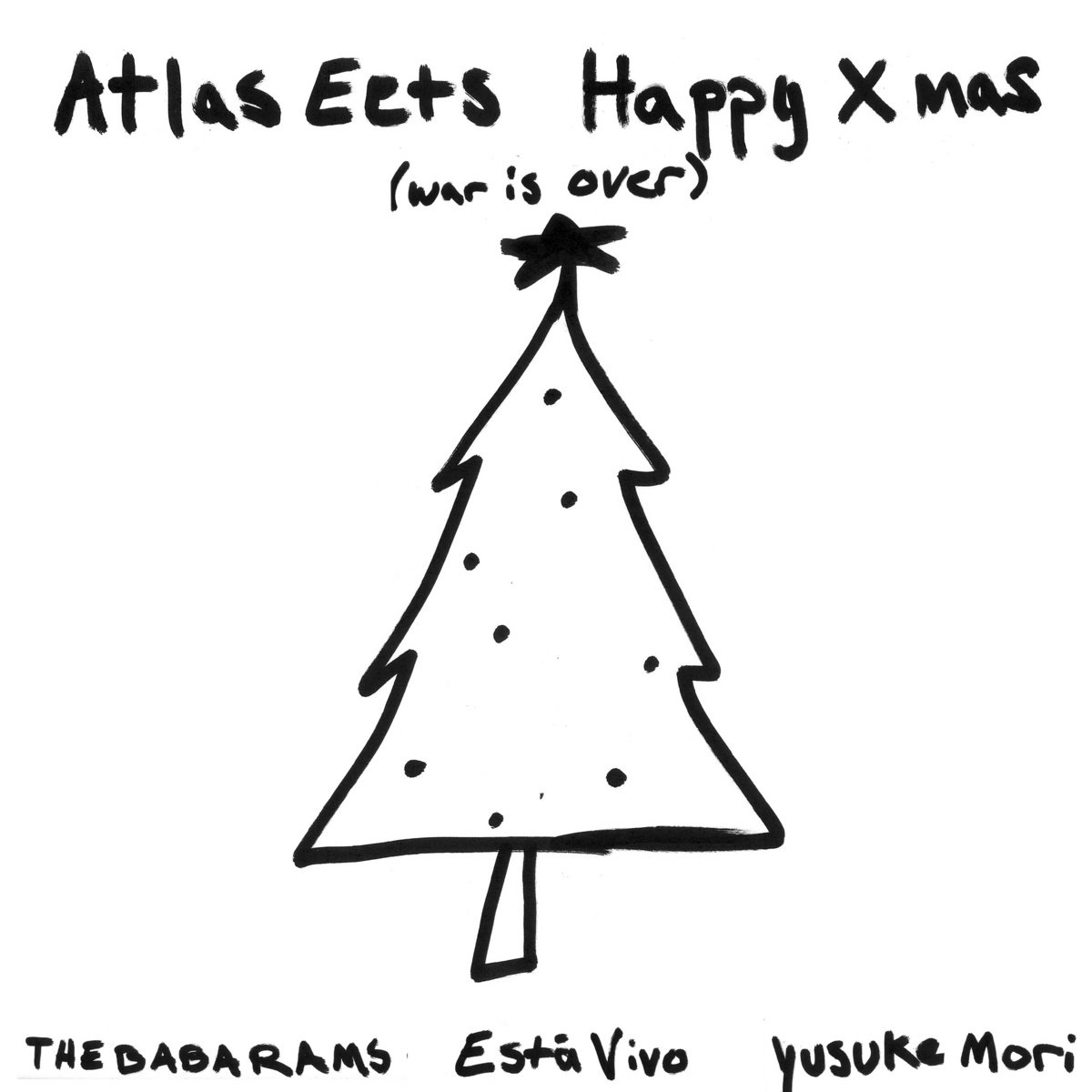 atlas eets happy xmas war is over