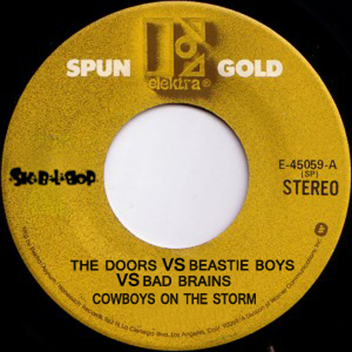 10 Skibilibop Cowboys On The Storm The Doors Vs Beastie Boys Vs
