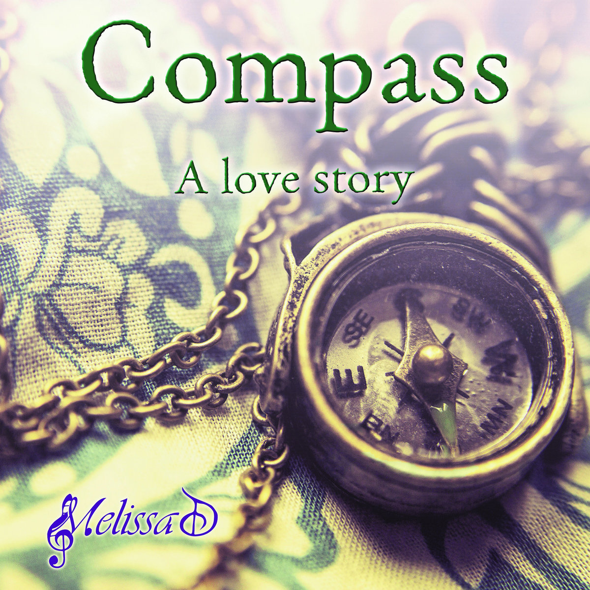 Compass by Melissa D