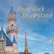 The Road Back to Disneyland - Update for the Week of Mar 22 cover art