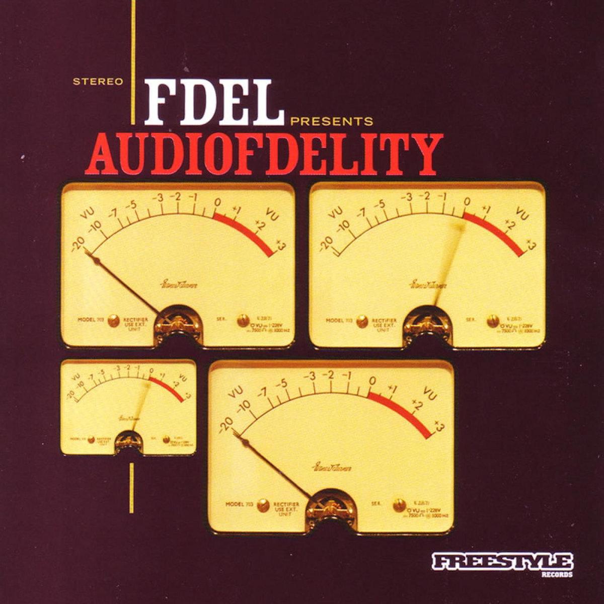 fdel audiofdelity