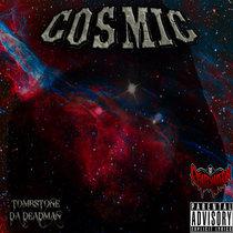 Cosmic cover art