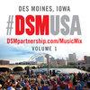 #DSMUSA Music Mix Volume I Cover Art
