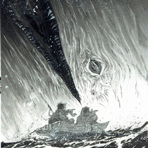 Noise Audiobook #1: Moby Dick cover art