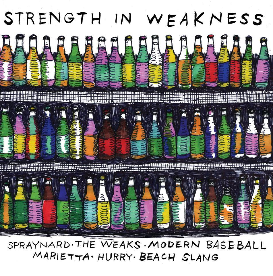 strength in weakness lame o records strength in weakness