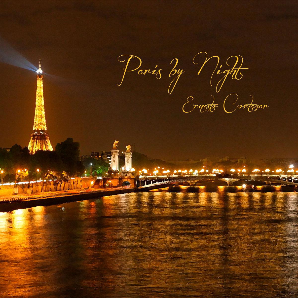 Paris by Night | Ernesto Cortazar - Relaxing Piano Music