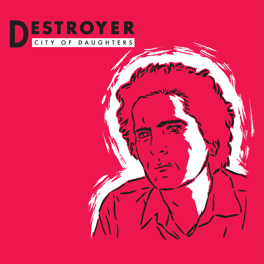 City of Daughters Destroyer album cover