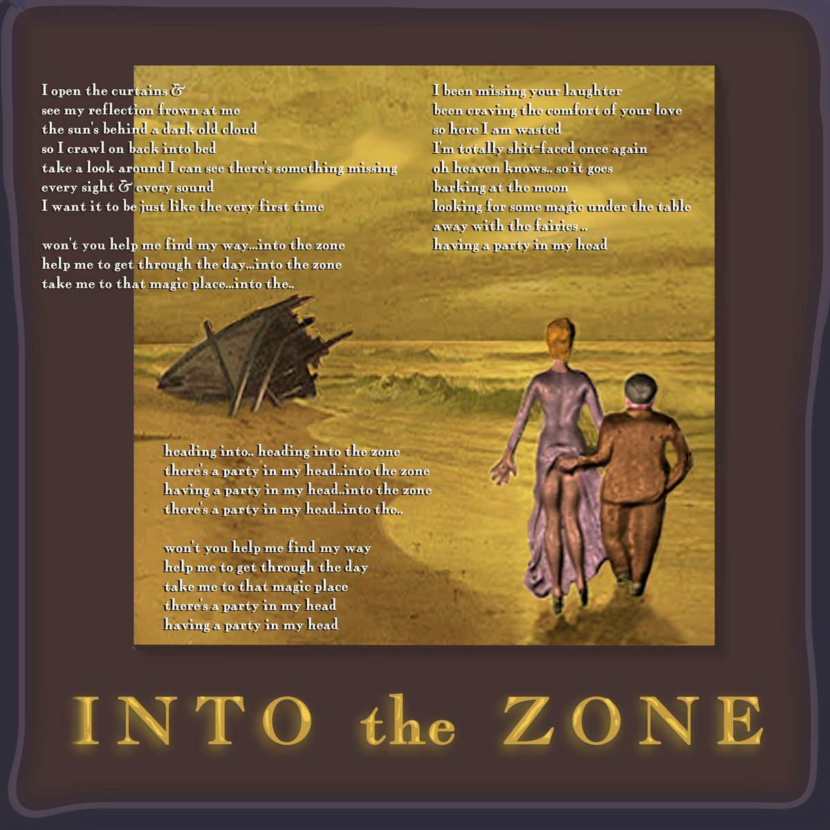 INTO THE ZONE | Phil Judd