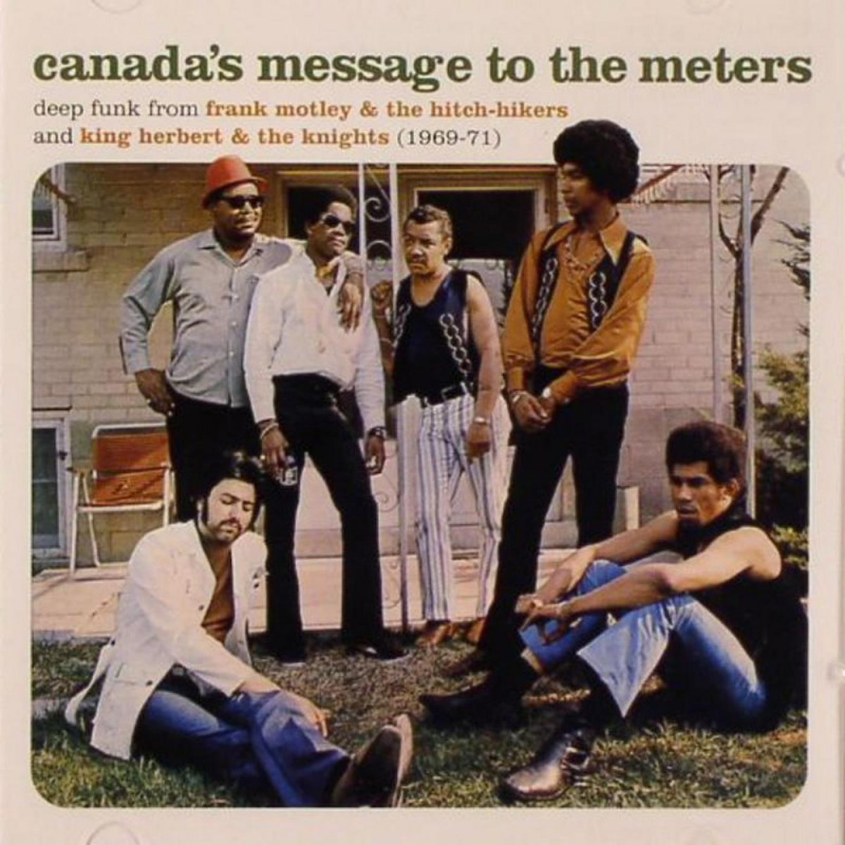 Canadas message to the meters jazzman albums canadas message to the meters publicscrutiny Gallery