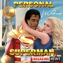 Personal Superman (Breaking News) cover art