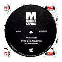 (Murdercapital M-003) Try To Be A Novaman cover art