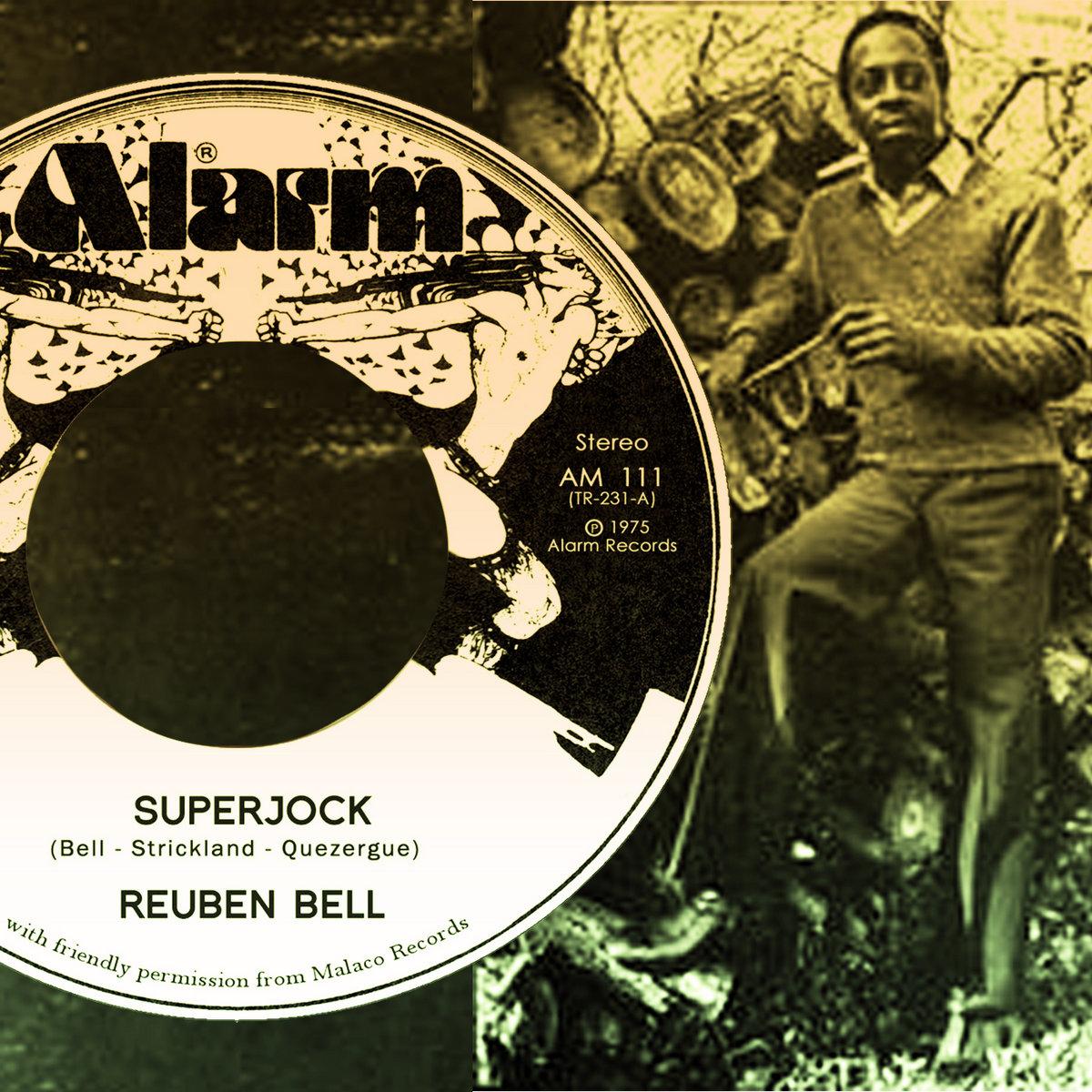 Resultado de imagen de reuben bell superjock album