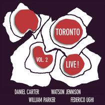 Vol. 2 Toronto Live! cover art