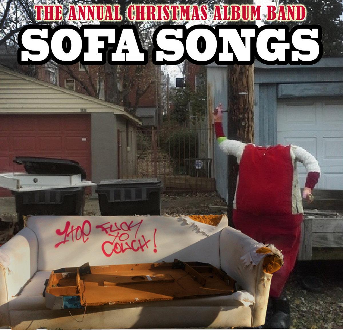 I Got A Brand New Sofa The Annual Christmas Album Band
