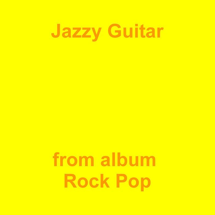 Jazzy Guitar, by Jean-Marc Lozach