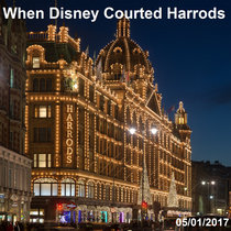 When Disney Courted Harrods cover art