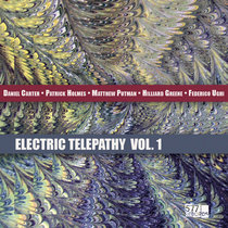Electric Telepathy Vol. 1 cover art