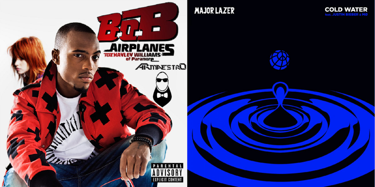 B. O. B. Airplanes feat. Hayley williams (lh flip)[free download.