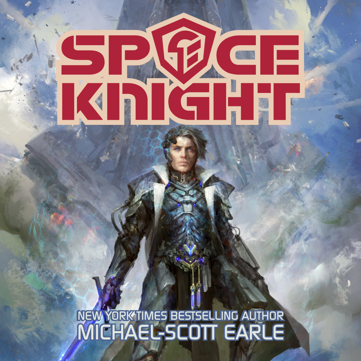Space Knight Books 1-3 (Bandcamp Version)- Michael Scott Earle  - Michael Scott Earle