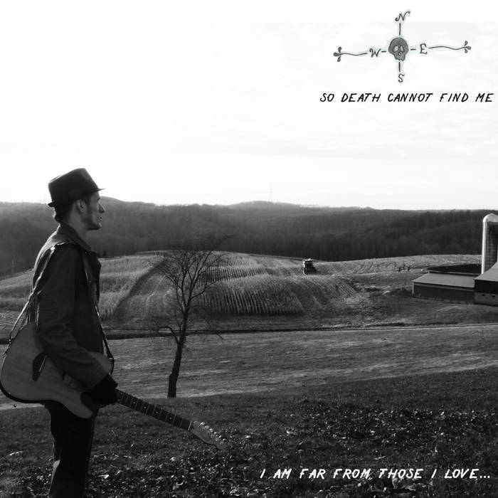 I am far from those I love... cover art