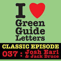 Ep 037 : Josh Earl & Jack Druce love the 23/08/12 Letters cover art