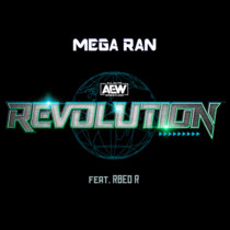 REVOLUTION (featuring R8ED R) cover art