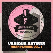 VA - Fresh Flavors Vol. 1 cover art
