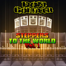 Steppers to the World Vol. 1 cover art