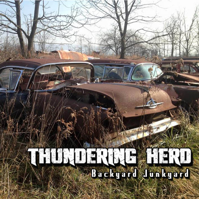 Backyard Junkyard cover art
