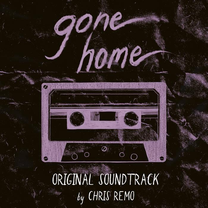 Gone Home: Original Soundtrack cover art