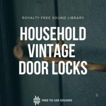 Vintage Door Lock Sound Effects! UNESCO World Heritage Apartments Malta cover art