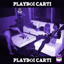 Playboi Carti   Chopped x Screwed cover art