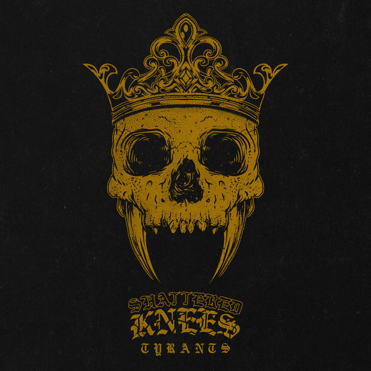 SHATTERED KNEES - Tyrants [EP] (2019)