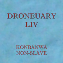 Droneuary LIV - Non-Slave cover art