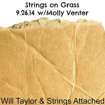 Molly Venter @ Strings on Grass cover art