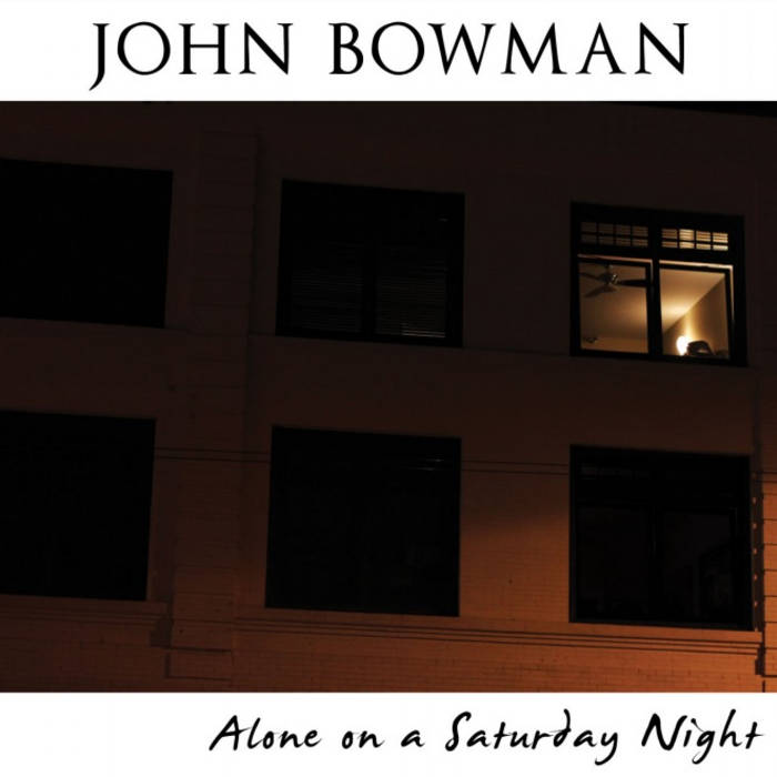 Alone on a Saturday Night cover art