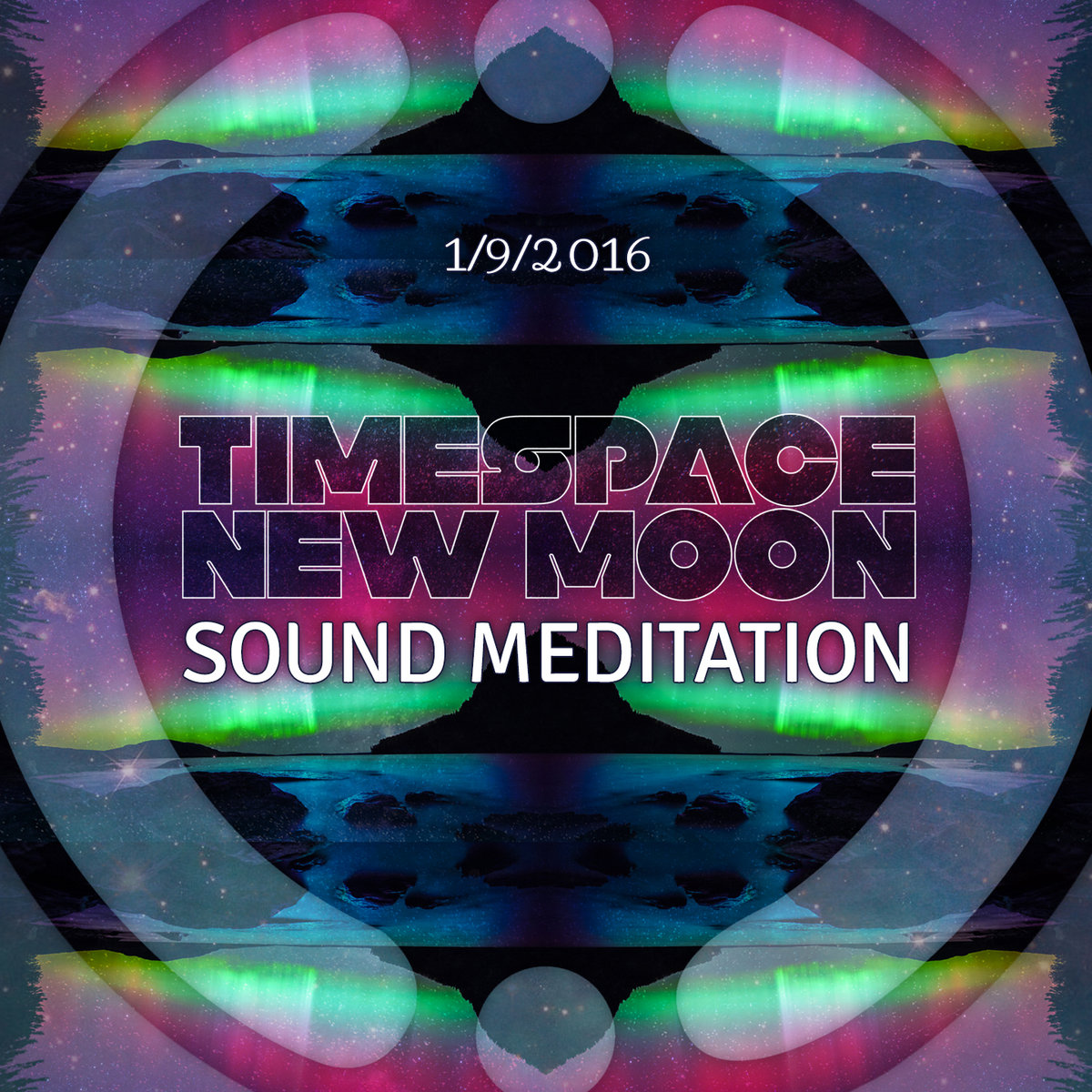 1/9/2016 TimeSpace New Moon Sound Meditation   Cornflower