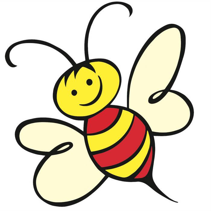 Пчелка картинки нарисованные, началом учебного года