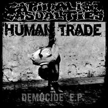 DEMOCIDE e​​p cover art